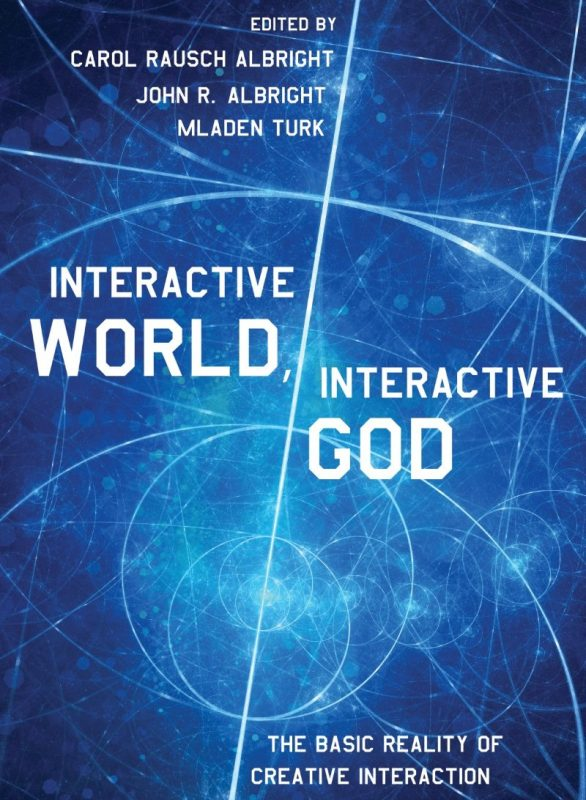 New book reveals the 'interactive world' of religion and science