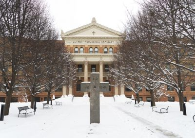 Luther Seminary Mid-Winter Convocation brings scientists and pastors together to explore new areas of ministry