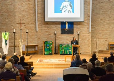 Luther Seminary 2018 Mid-Winter Convocation