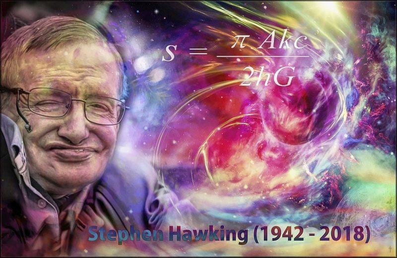 What did Hawking believe?